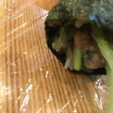 ネギトロサラダ巻き