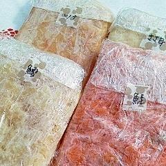 離乳食♬まとめて作って時短☆冷凍お肉・お魚ストック