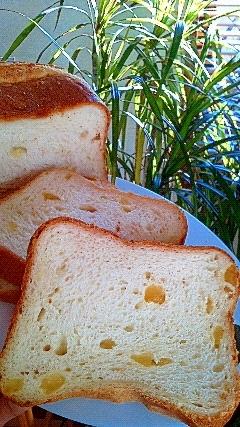 HB☆パイナップル食パン