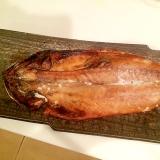 《冷凍魚のおいしい焼き方》グリルで素早く解凍♪