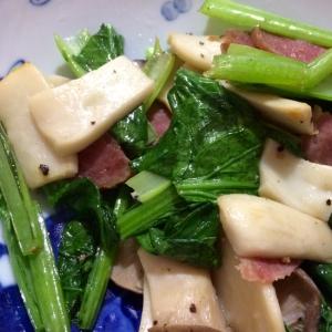 【ガサツ料理】エリンギのぬか漬け…からの絶品ソテー