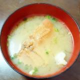 旨味たっぷり!!うちわえびの味噌汁☆