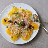 シチリア風 オレンジサラダ