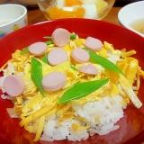 子供が食べれる ちらし寿司☆