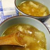 とろとろ夕顔中華スープ