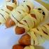 今日はハロウィン♪「かぼちゃのスパゲティ」献立