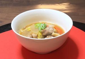 簡単☆鶏肉と白菜のトロトロ煮