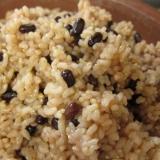 超簡単!★普通の鍋で★すぐ炊ける!やわらか酵素玄米