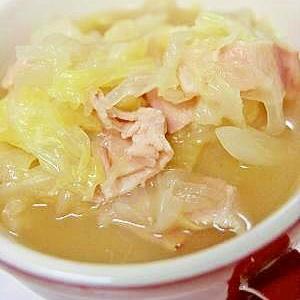 我が家の定番・コンソメスープ