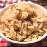 めんつゆで鶏とごぼうの炊き込みご飯