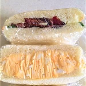 簡単に、ふわふわ玉子サンドイッチ♪
