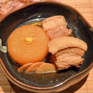 カロリーオフ!サッパリ生姜味☆豚バラと大根煮