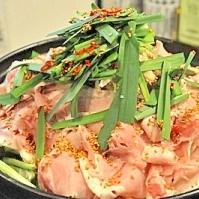 美味しいロースハムだから出来る!!シンプルな鍋料理