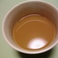 ほうじ茶と豆乳で!濃いめぽか②シナモンミルクティー