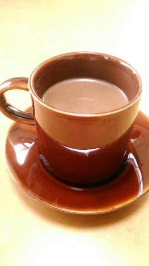 ココアミルク
