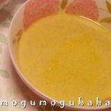ブレンダーで作る☆かぼちゃの豆乳ポタージュ