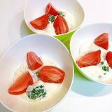 ブロッコリーとトマトの☆簡単マッシュポテトサラダ
