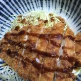 ムネ肉カツ丼