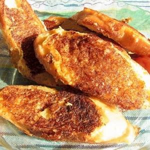 チーズ風味☆ソルティーフレンチトースト