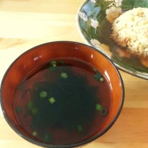 さっとできる☆海鮮風中華スープ