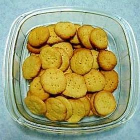 ミルクたっぷりのクッキー