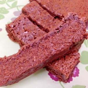 しっとり濃厚☆生チョコケーキ