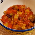 炊飯器で簡単に!豚バラのトマト煮込み