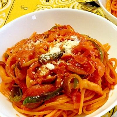 ナポリタンはイタリアならぬ、横浜発祥だった!元祖ナポリタンの味付けと具材は?