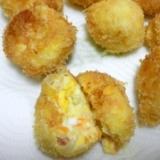 卵クリームコロッケ