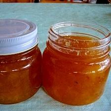 季節の味 桃のジャム