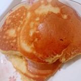 さらにヘルシー基本の大豆粉ミックスパンケーキ