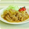 ご飯にぴったり☆「豚肉とキャベツのカレー炒め」献立