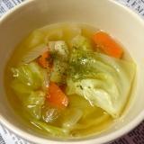 野菜のコンソメスープ★