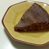 ◎炊飯器でしっとりお豆腐ココアケーキ