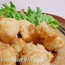 鶏ムネ☆マヨ天ぷら