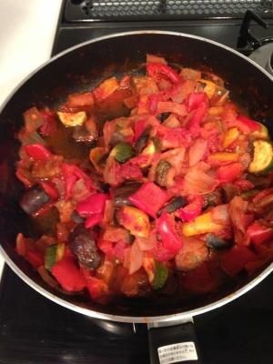 野菜たっぷり ラタトゥーユ