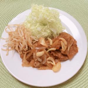 豚肉生姜焼きꕤ すりおろし玉ねぎ入りꕤ