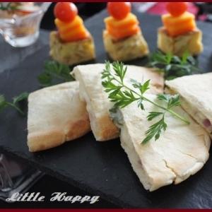 簡単おつまみ♪チーズたっぷりカリカリピタパン