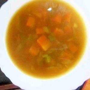 カレー風味お野菜スープ