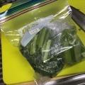 冷凍野菜(小松菜) 保存方法