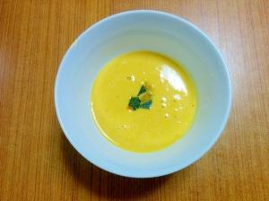 離乳食にも◎基本のかぼちゃスープ