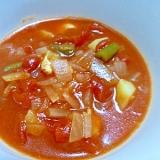 【とっても簡単】ミネストローネ(トマトスープ)