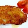 イタリア料理の一つ!「ミラノ風カツレツ」