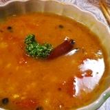 激辛ラッサム(インド風すっぱ辛汁)