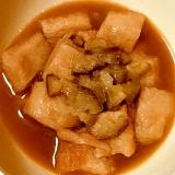 母親の介護食・嚥下食にやわらか茄子のカレー食パン粥