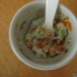 野菜とソーメンのジュレ