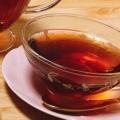 紅茶割りde梅酒