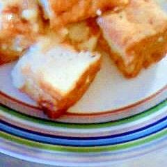 厚揚げチーズ
