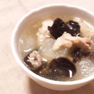 夏を乗りきる☆冬瓜のスープ(薬膳スープ)