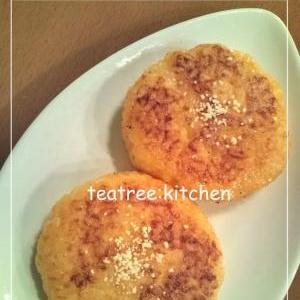 【幼児食】にんじんとチーズのおやき